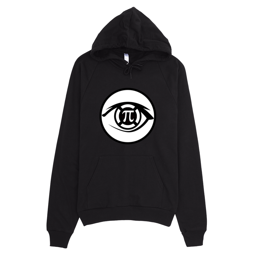 Image of Pi God is Watching Logo Hoodie