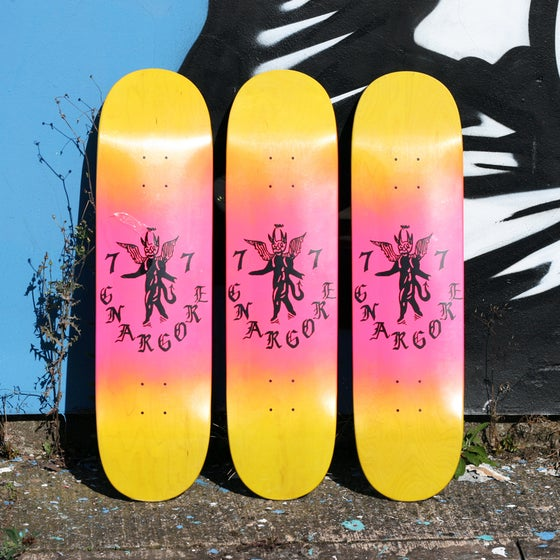 "Image of Gnargore ""Dancer"" Deck"