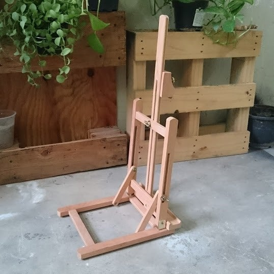 Image of Wooden Easel