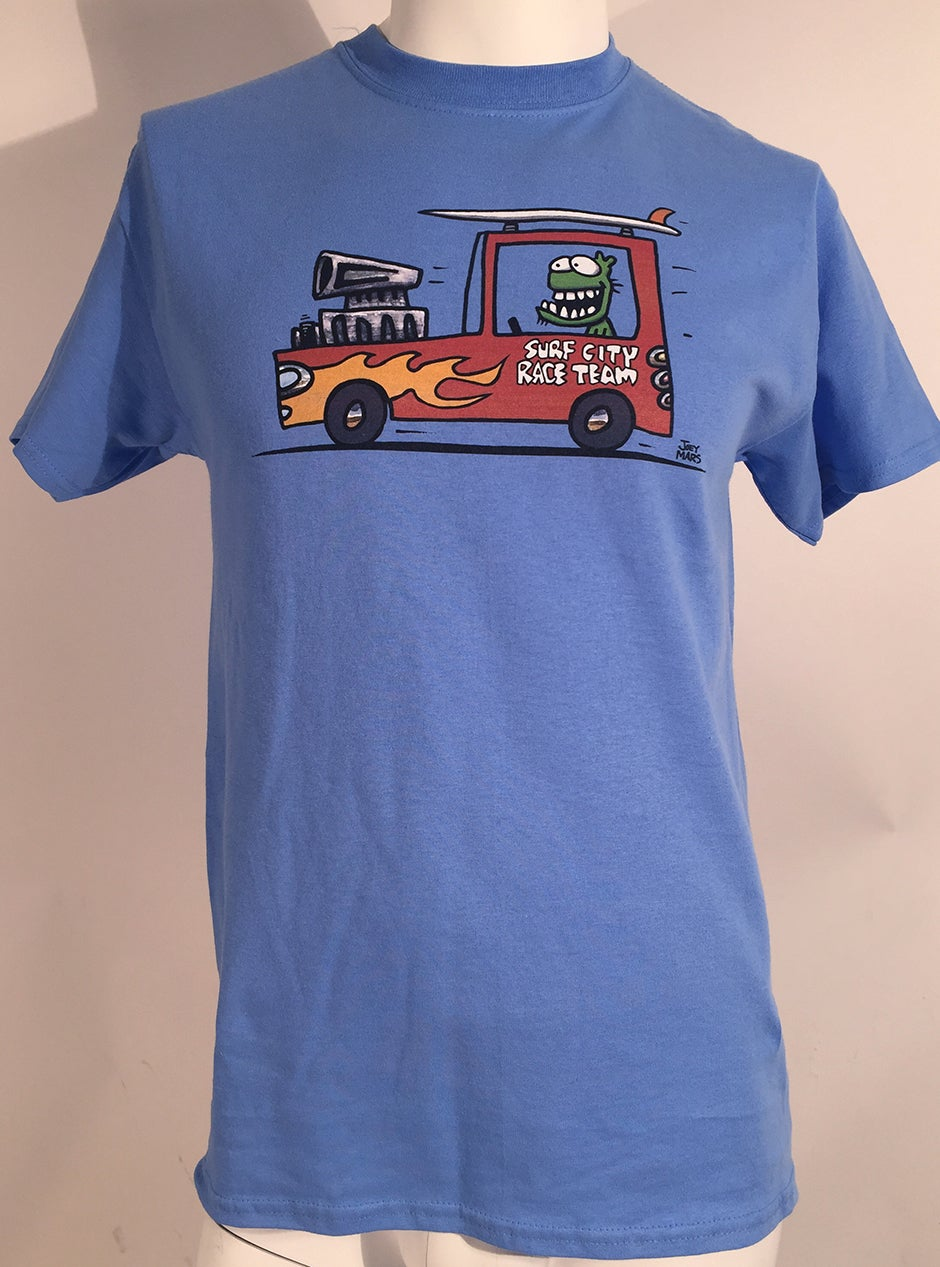 Image of Surf City Racing Team T-shirt