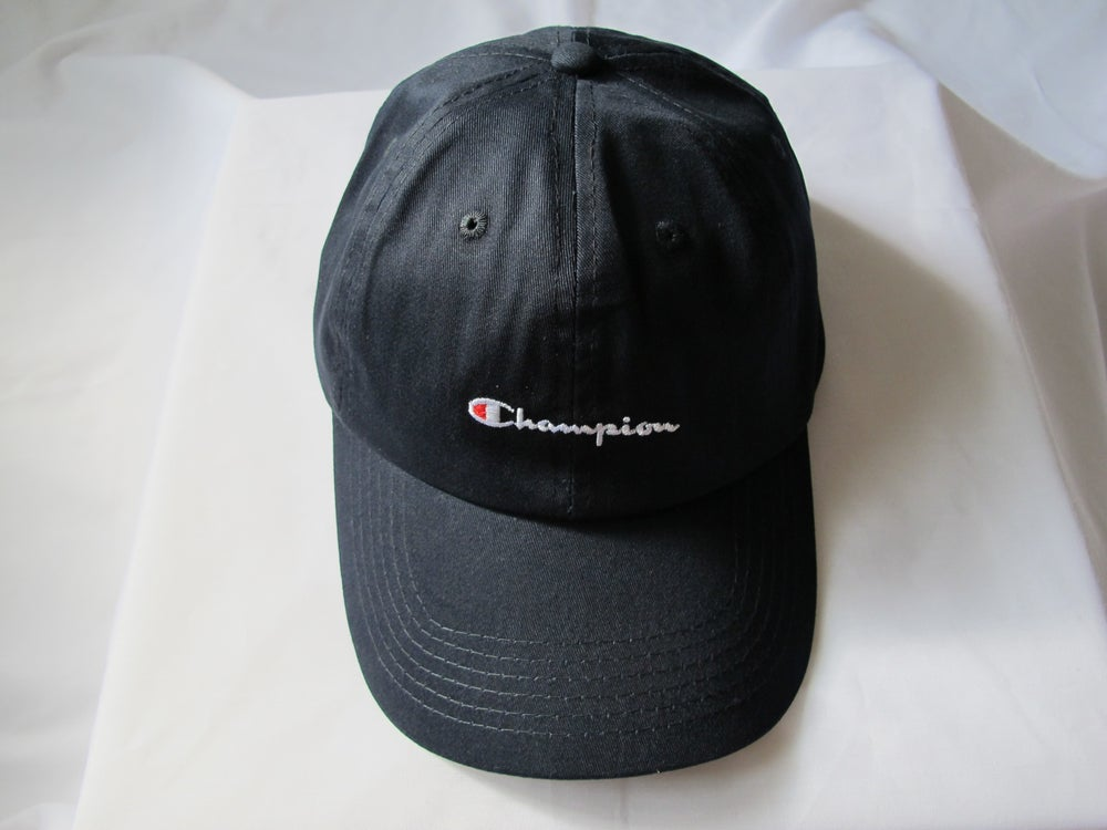 5e06614fbe854 Image of Champion - Dad Hat (Navy)