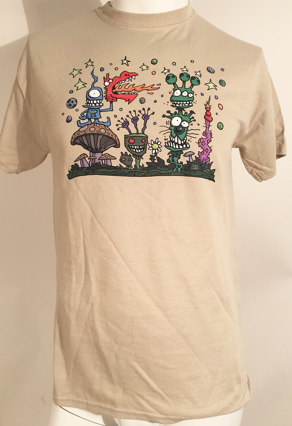 Image of Mars Garden T-shirt
