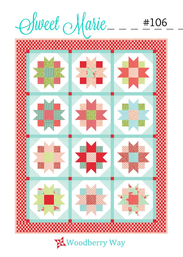 Image of Sweet Marie PDF Pattern