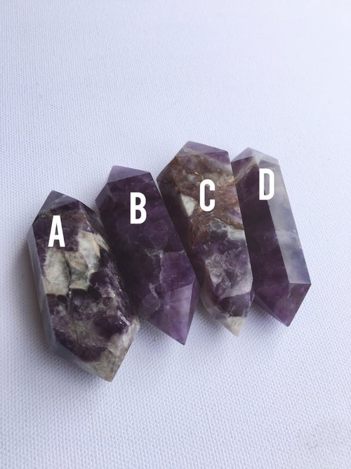 Image of Amethyst Spears | Mini Wand