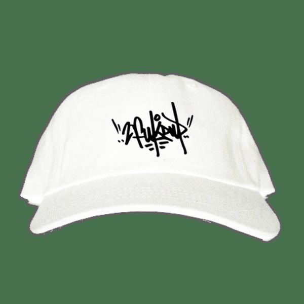 Image of 2fu Handstyles Dad Hat v1.0