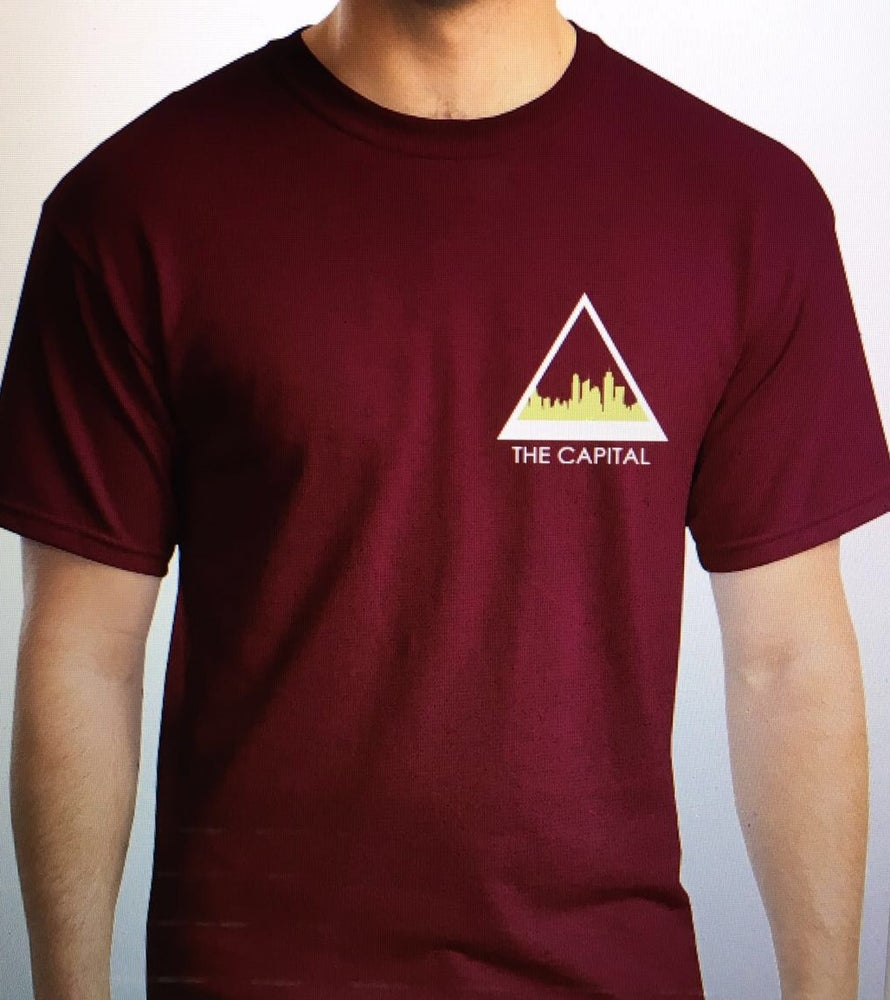 Image of The Capital (Skyline) T-Shirt
