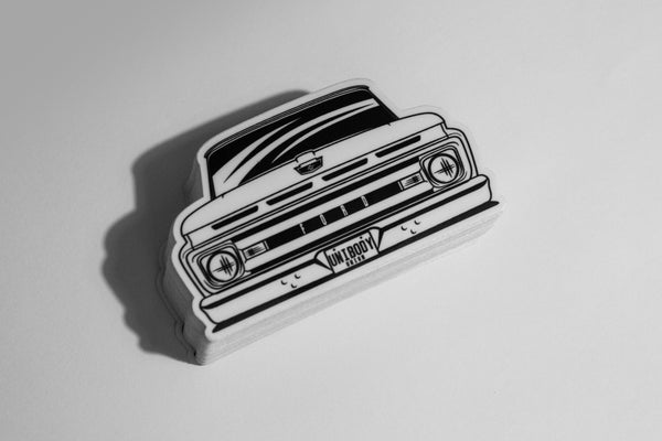Image of 1961 Ford F100 Sticker