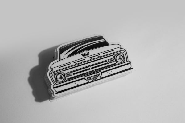 Image of 1962 Ford F100 Sticker