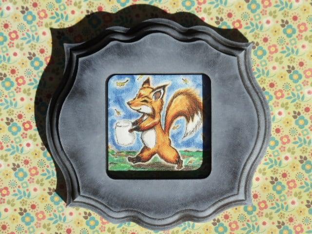 Image of Marshmallow Fox Petite Impression