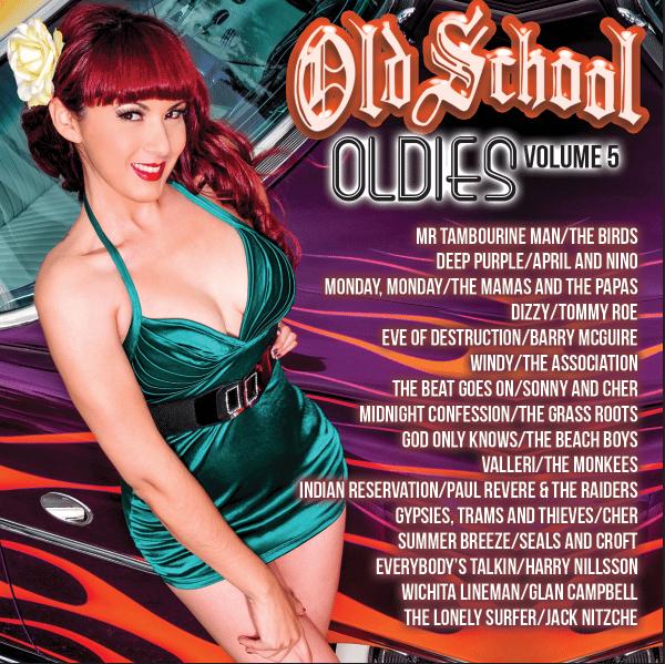 Image of OLD SCHOOL OLDIES VOLUME 5