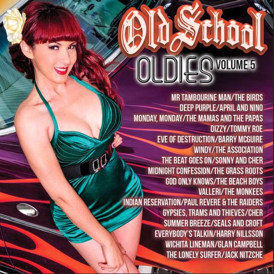 Image of OLD SCHOOL OLDIES VOLUME 5