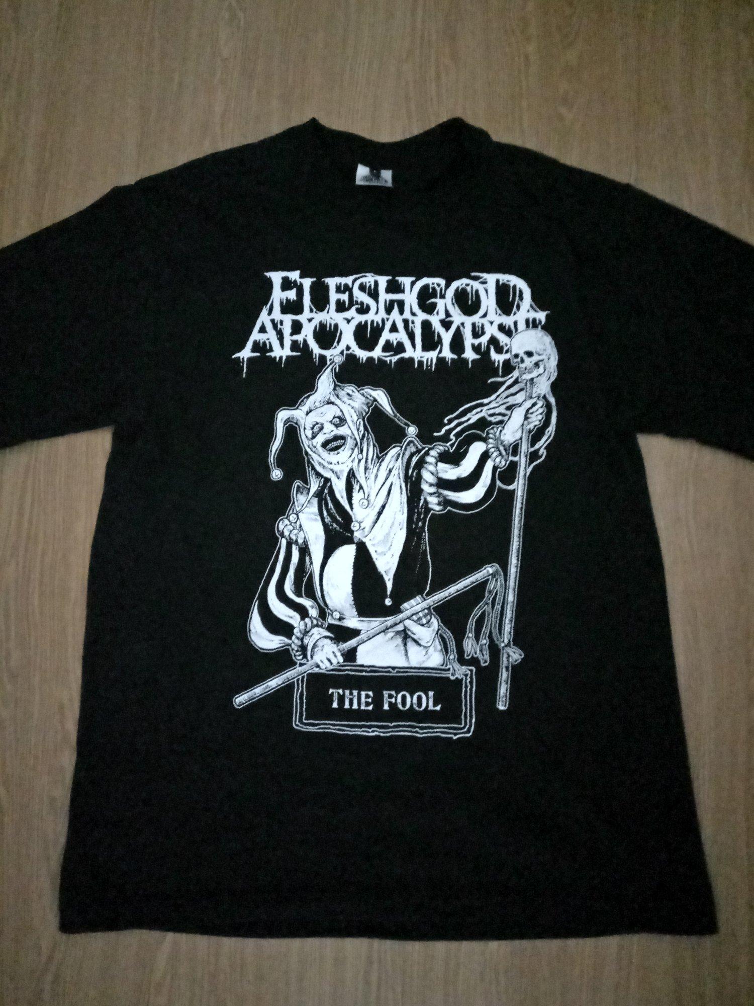 Image of FLESHGOD APOCALYPSE - The Fool SS
