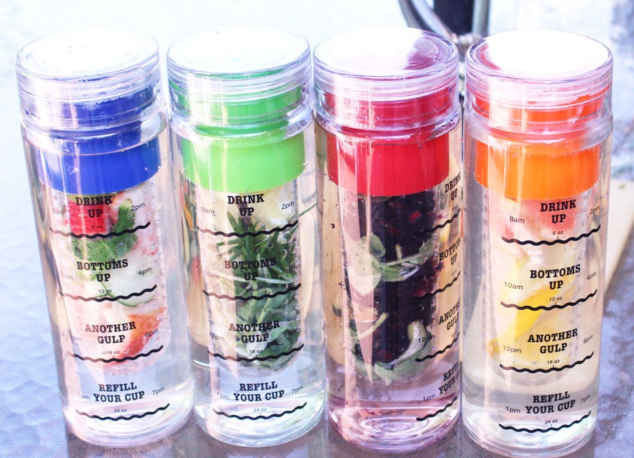 Image of Infusion Water Bottles (5)
