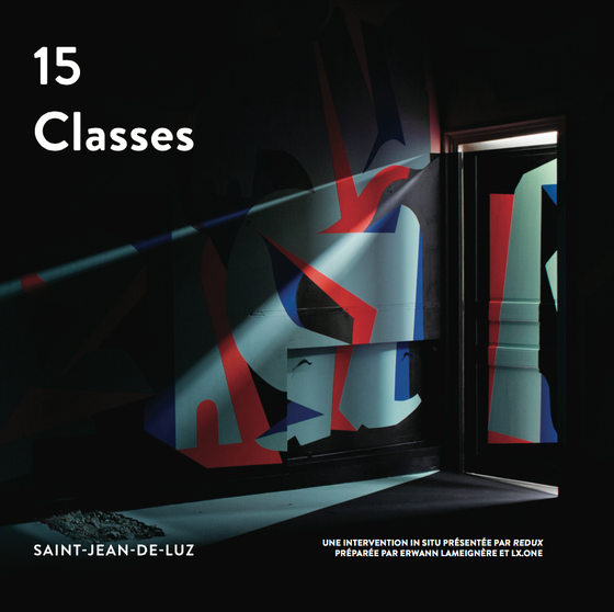 "Image of ""15 CLASSES"" ERWANN LAMEIGNÈRE & LX-ONE"