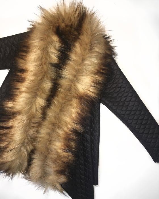 Image of Luxury Cascade Jacket