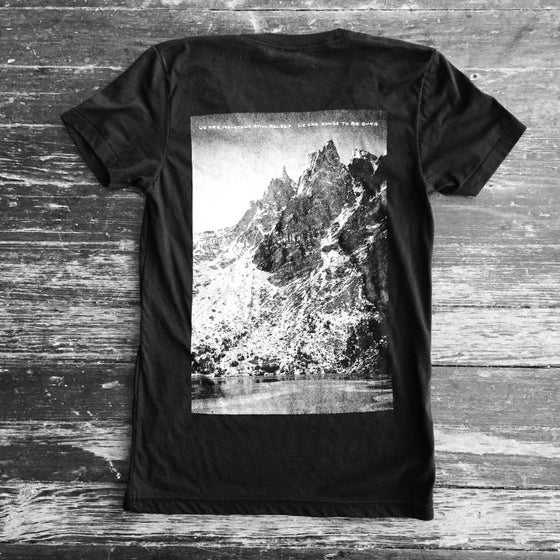 Image of Mountain shirt.