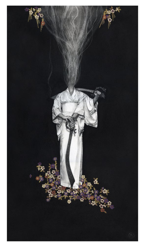 Image of 'Yurei - Yokai' series by Stephanie Inagaki