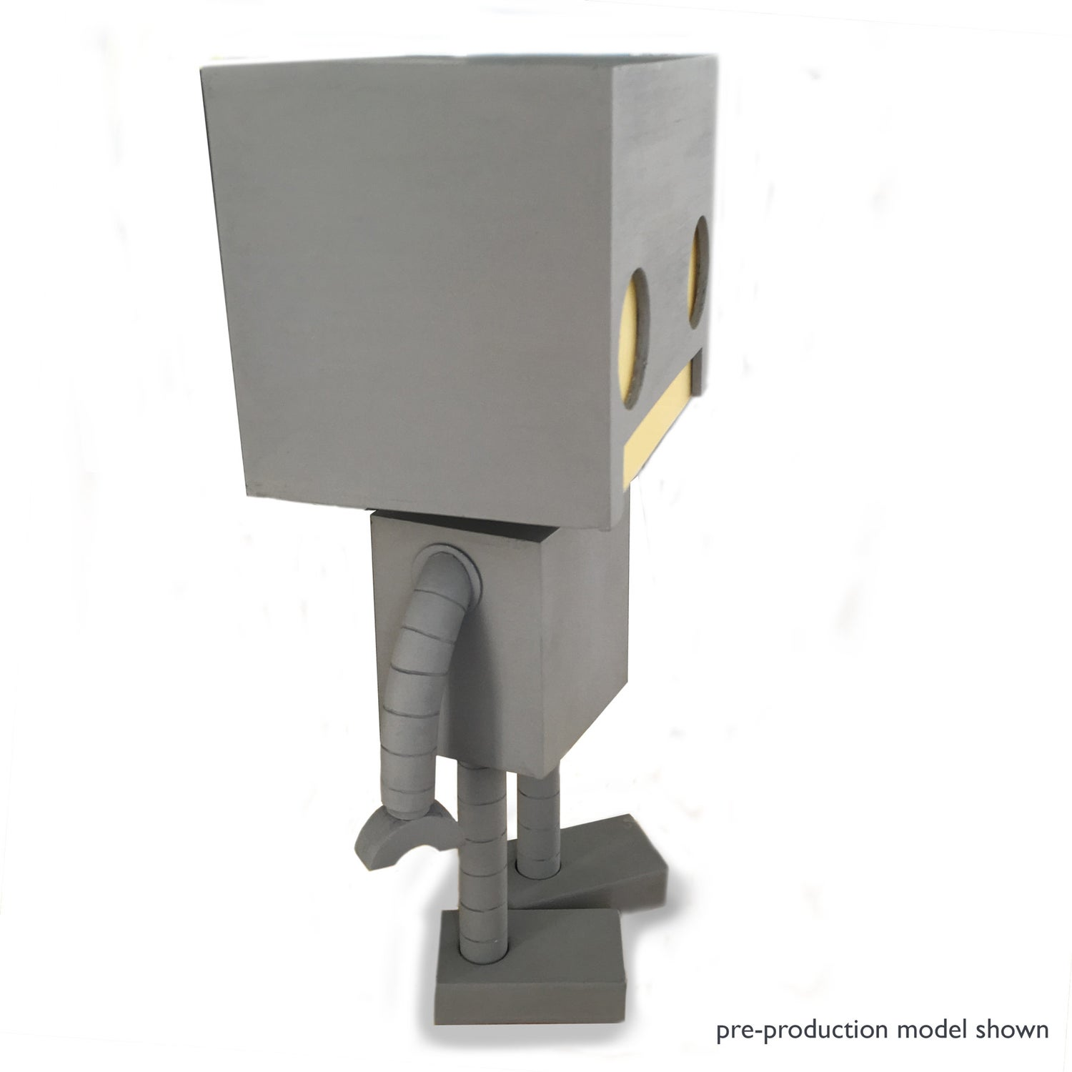 Image of Full Scale Light Up Robot