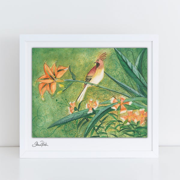 Image of Spring Time Birds PRINT