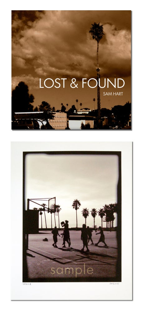 Image of LOST & FOUND Book Plus Test Print Package
