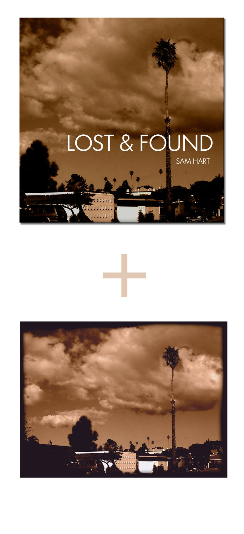 Image of LOST & FOUND Book Plus Limited Edition Print Package
