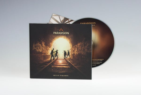 "Image of EP ""Hello Paradise"" - Digipack inkl. CD & Booklet"
