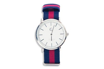 Image of LC Watch - Blue/Red