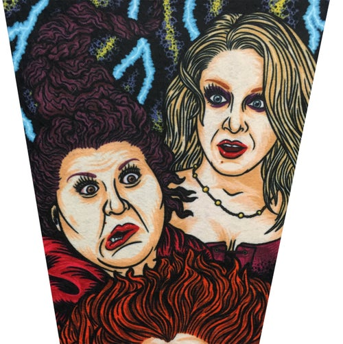 Image of Salem Witches - Pennant
