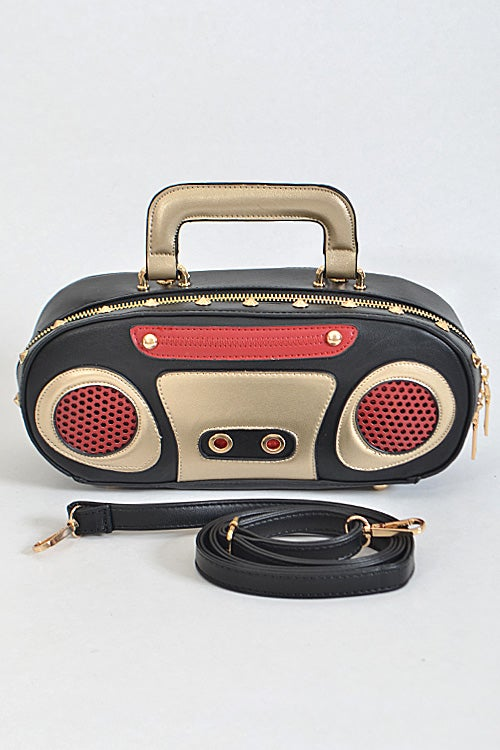 Image of Boom Box Handbag