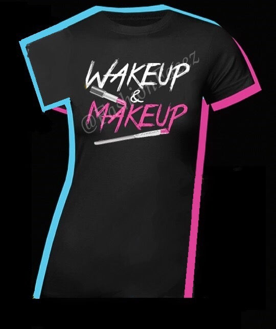 Image of Wakeup & Makeup - Black