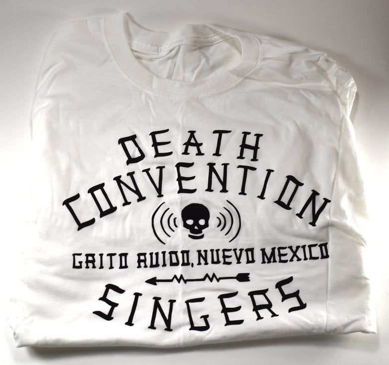 Image of Death Convention Singers T-Shirt