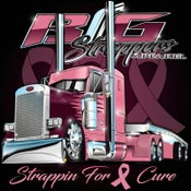 Image of Strappin' for a Cure