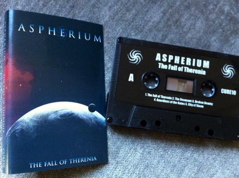 Image of The Fall of Therenia Cassette