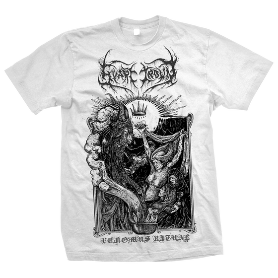 Image of VENOMOUS RITUAL WHITE