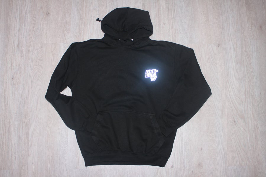 Image of BikeLife London Helmet Hoody