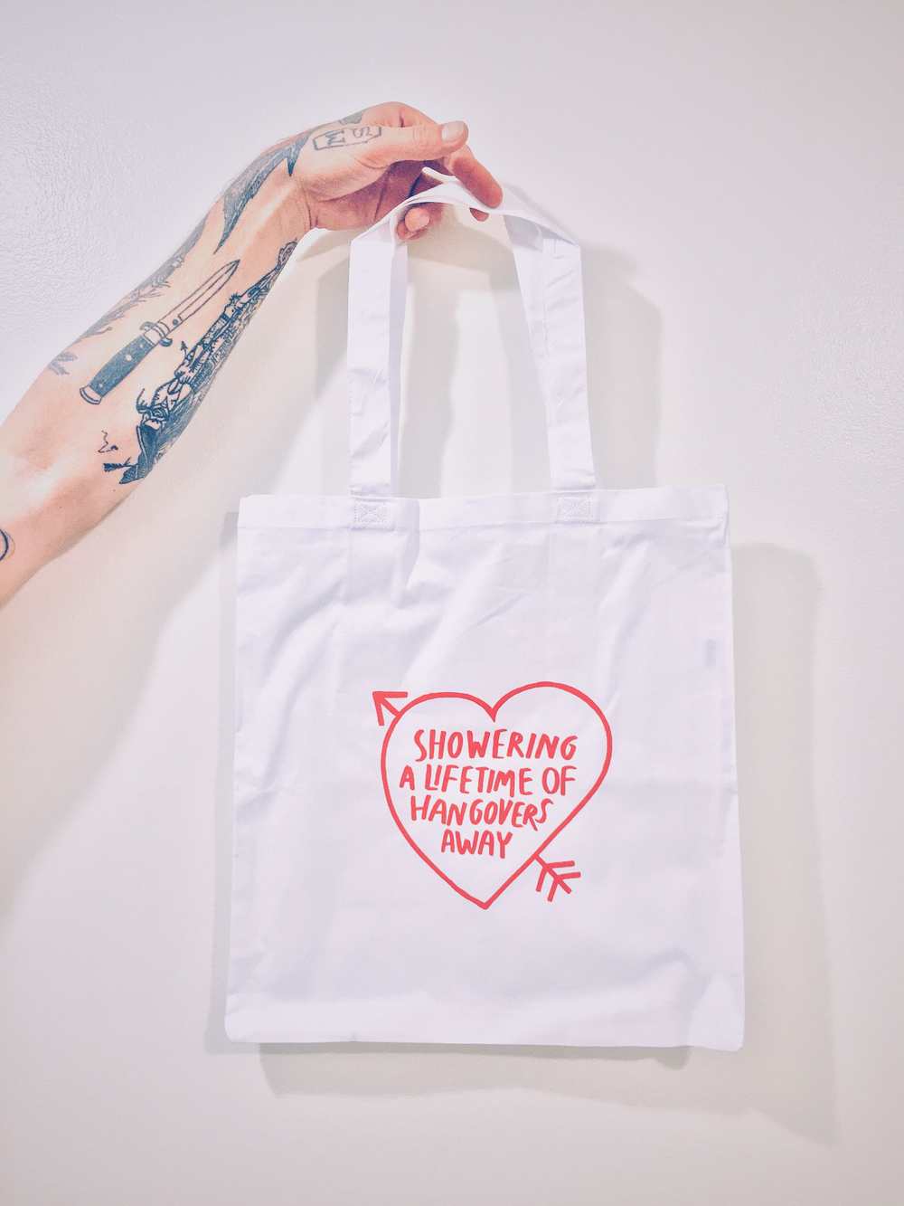 Image of HANGOVERS | Tote Bag
