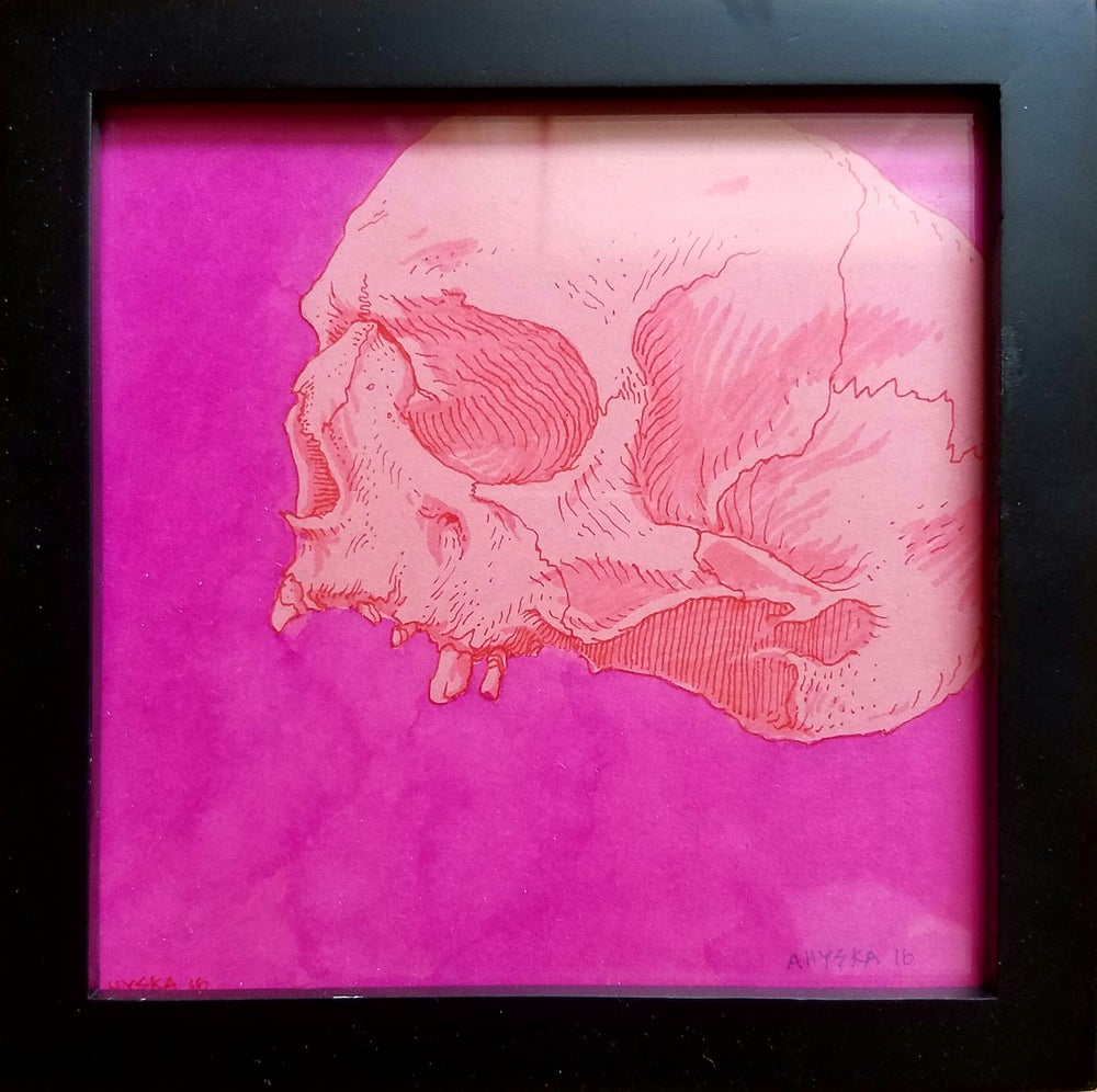 Image of Untitled (skull #2)