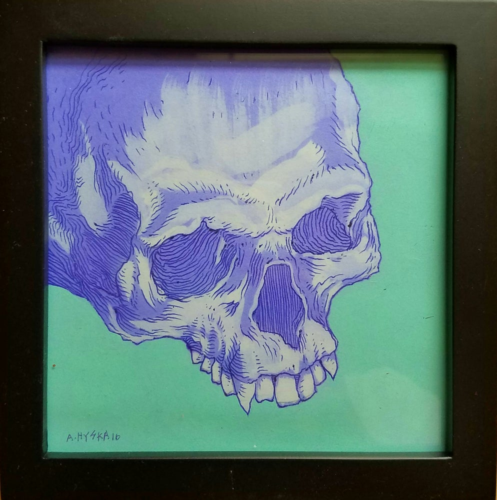 Image of Untitled (skull #3)