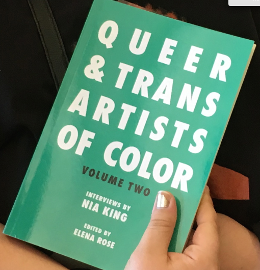 Image of Queer & Trans Artists of Color, Volume 2