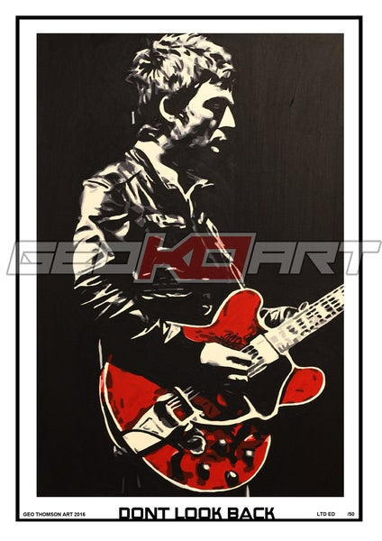 Image of NOEL GALLAGHER OASIS #1