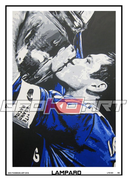 Image of FRANK LAMPARD CHELSEA