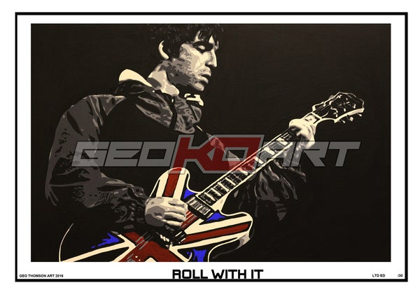 Image of NOEL GALLAGHER OASIS #2