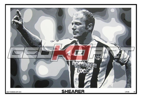 Image of SHEARER NEWCASTLE