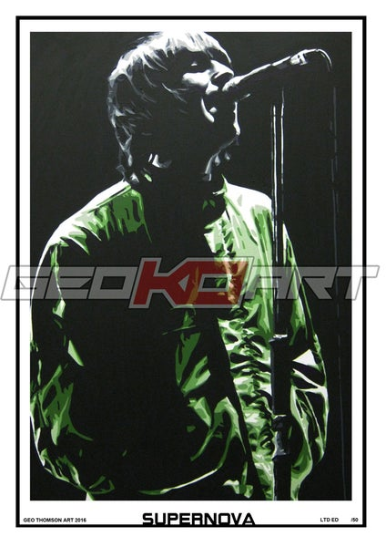 Image of LIAM GALLAGHER OASIS
