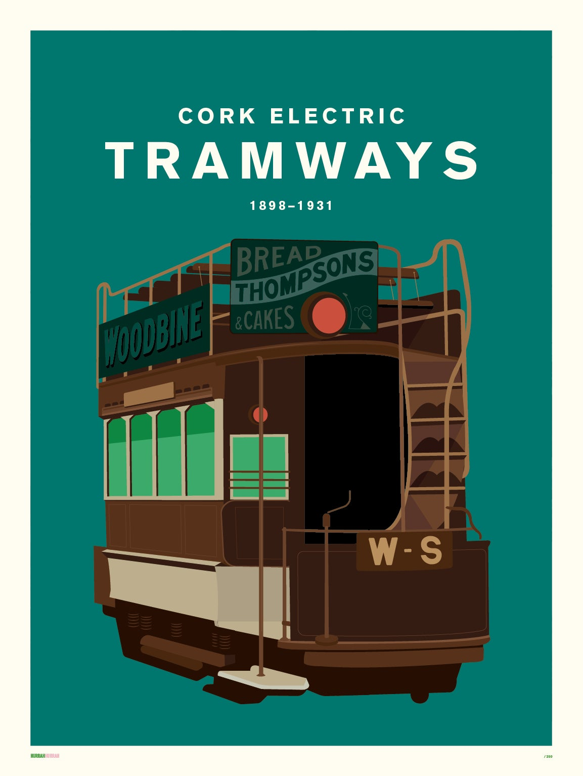 Image of Cork Electric Tramways