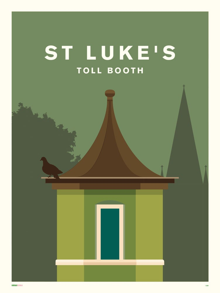 Image of St. Lukes Toll Booth