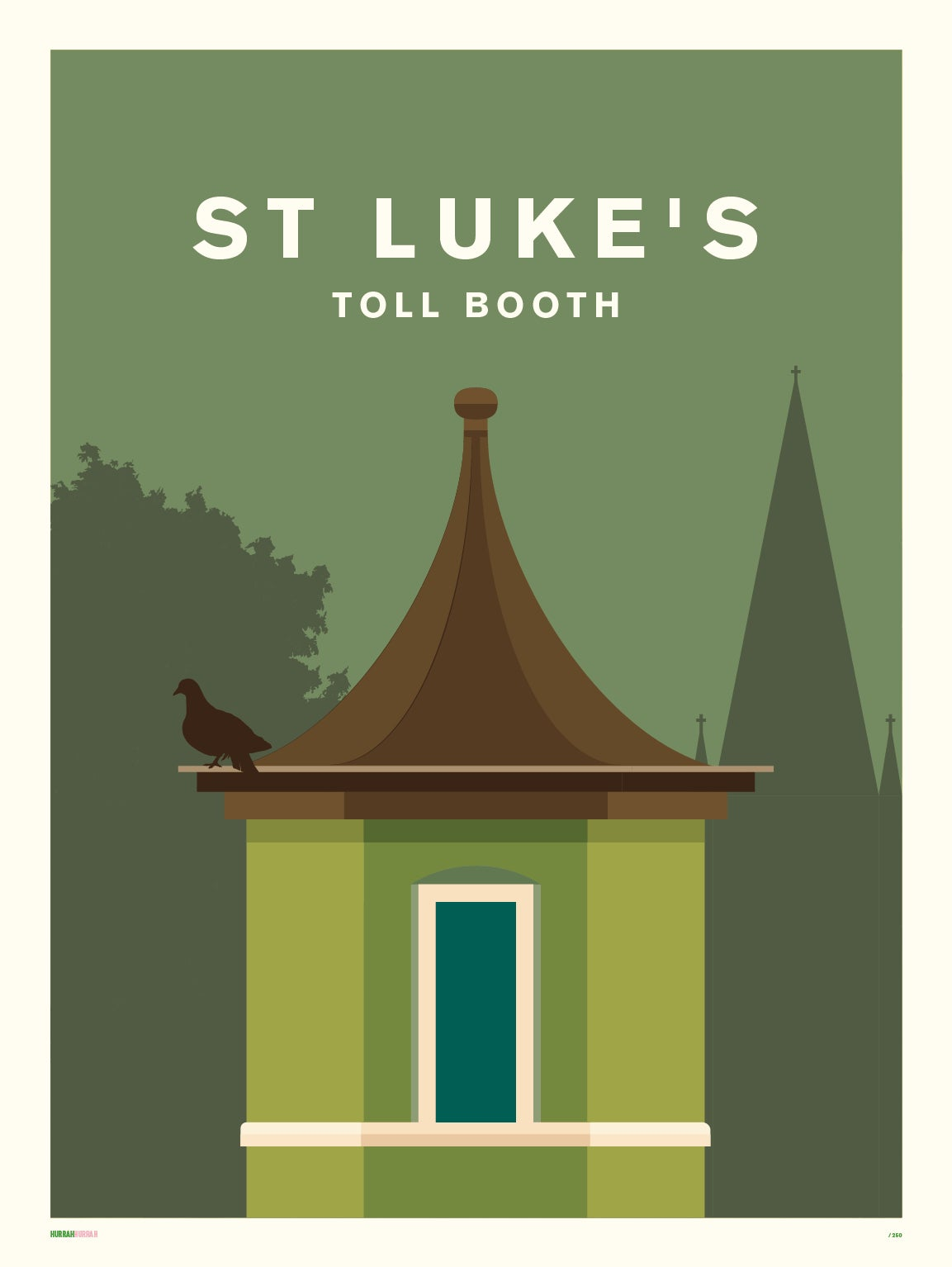 St. Lukes Toll Booth