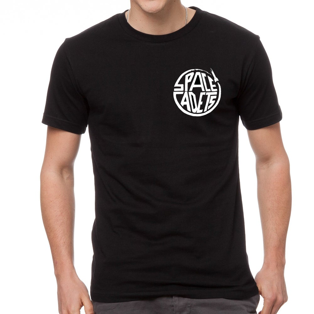 Image of Small Logo T-Shirt Black