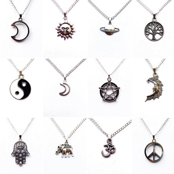 Image of Chain Necklaces