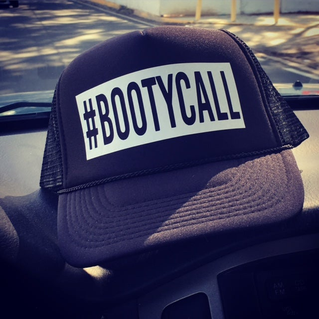 Image of #Bootycall Trucker Hat